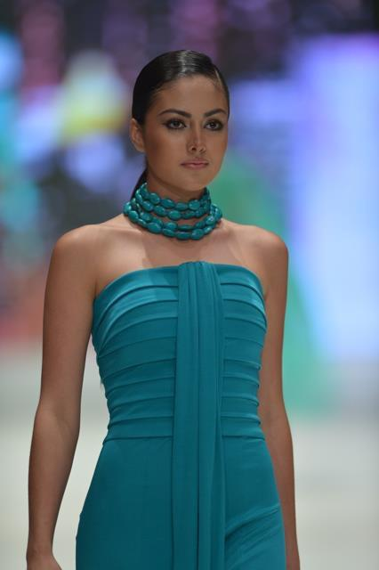 Barbara Turbay - Miss Colombia World 2012. Photo