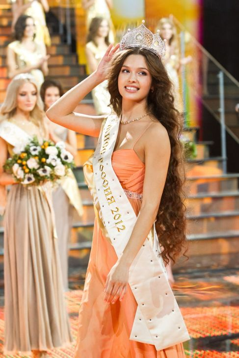 Elizaveta Golovanova, Miss Russia World 2012. photos gallery