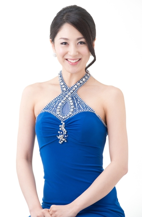 Ikumi Yoshimatsu / 吉松 育美  (Japan) - Miss International 2012. photo