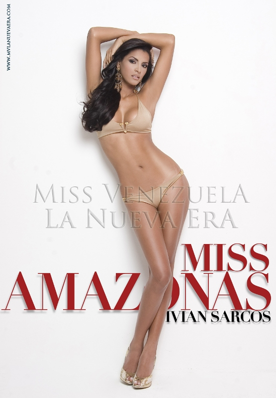 Ivian Sarcos (Venezuela) - Miss World 2011. hot photo