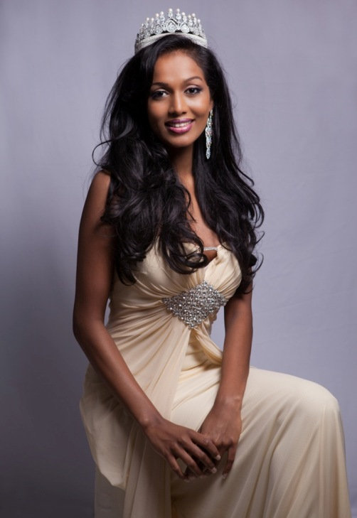 Madusha Rushani Mayadunne - Miss Sri Lanka International 2012. photo