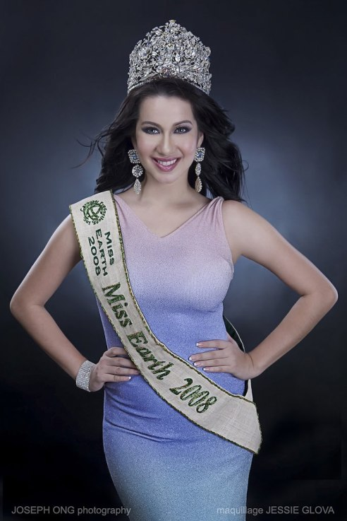 Karla Henry (Philippines) - Miss Earth 2008. photo