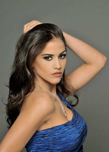 Olga Álava (Ecuador) - Miss Earth 2011. photo