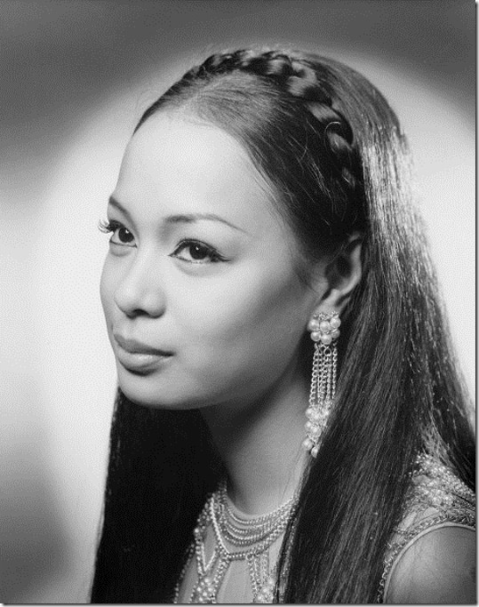 Gloria Maria Diaz (Philippines) - Miss Universe 1969. Photo