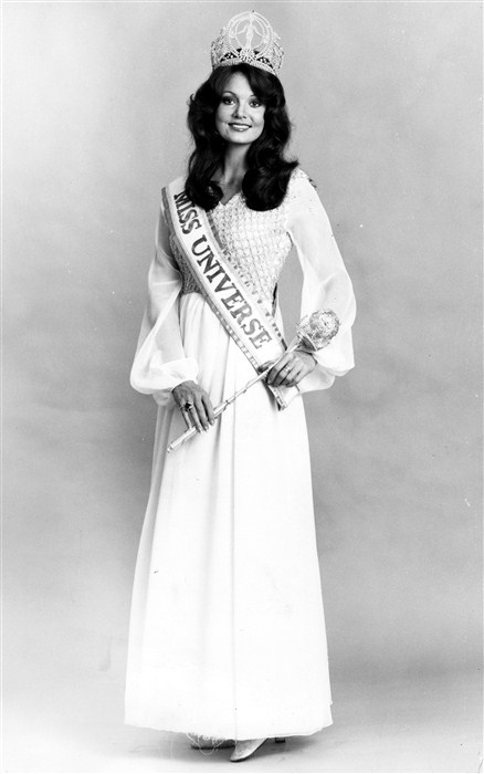 Kerry Anne Wells (Australia) - Miss Universe 1972. Photo