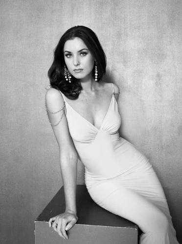 Natalie Glebova (Canada) - Miss Universe 2005. Photo