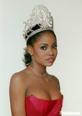 Wendy Fitzwilliam (Trinidad and Tobago) - Miss Universe 1998. Photo