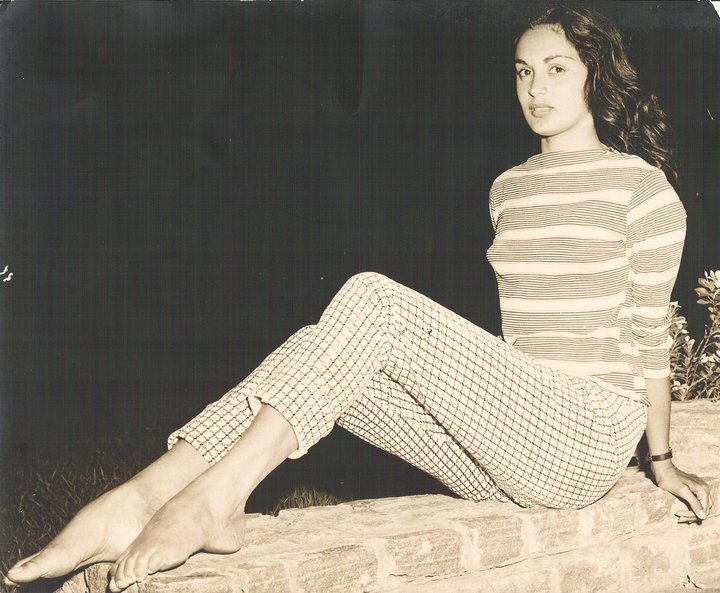 Susana Duijm (Venezuela), Miss World 1955. Photo