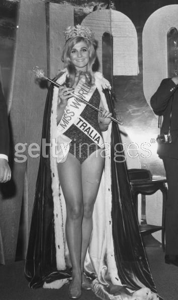 Penelope Plummer (Australia) Miss World 1968 Photo
