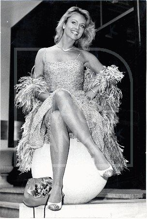 Mary Stävin (Sweden) Miss World 1977 Photo
