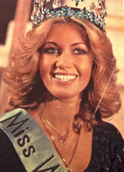 Gabriella Brum (Germany) Miss World 1980 Photo