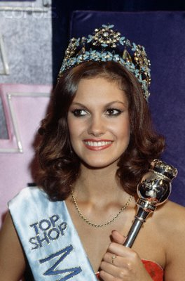 Sarah-Jane Hutt (United Kingdom) Miss World 1983 Photo