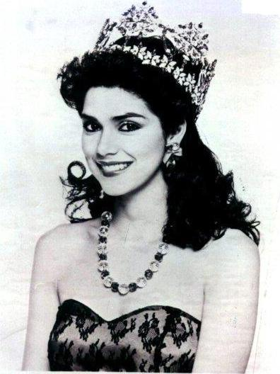Astrid Carolina Herrera (Venezuela) Miss World 1984 Photo