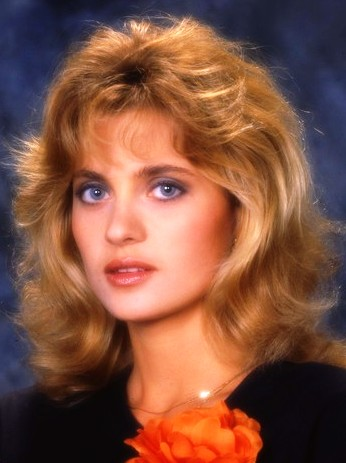 Aneta Kręglicka (Poland) Miss World 1989 Photo