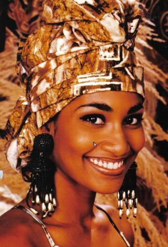 Lisa Hanna (Jamaica) Miss World 1993 Photo