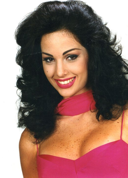 Jacqueline Aguilera (Venezuela) Miss World 1995 Photo
