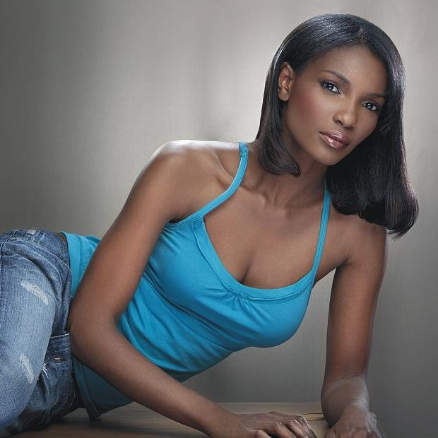 Agbani Darego (Nigeria) Miss World 2001 Photo