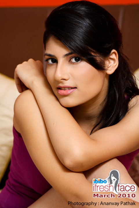 Vanya Mishra - Miss India World 2012. Photo