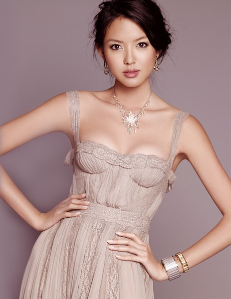 Zhang Zilin (China), Miss World 2007. pictures / 张梓琳 / 張梓琳
