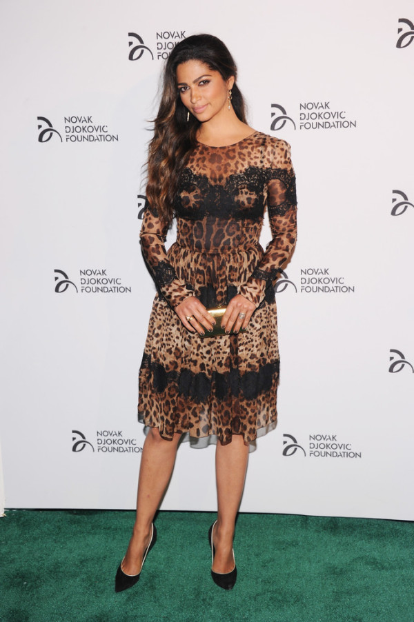 Camila Alves feet photo