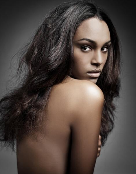 Gelila Bekele nude Ethiopian model photo