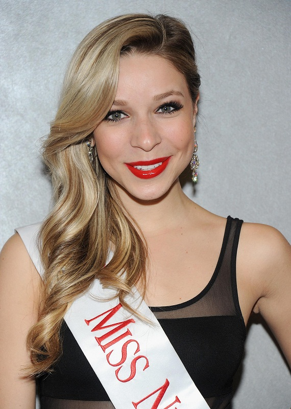Kira Kazantsev Miss America 2015 winner photo
