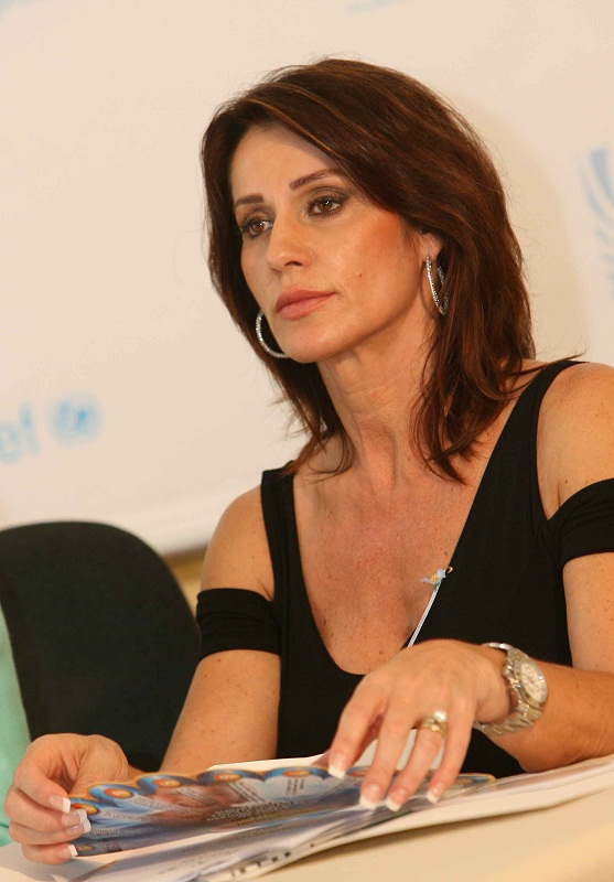 Nadia Comaneci now photo