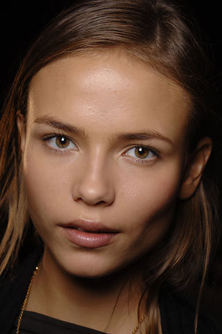 Natasha Poly  Without Heavy Makeup