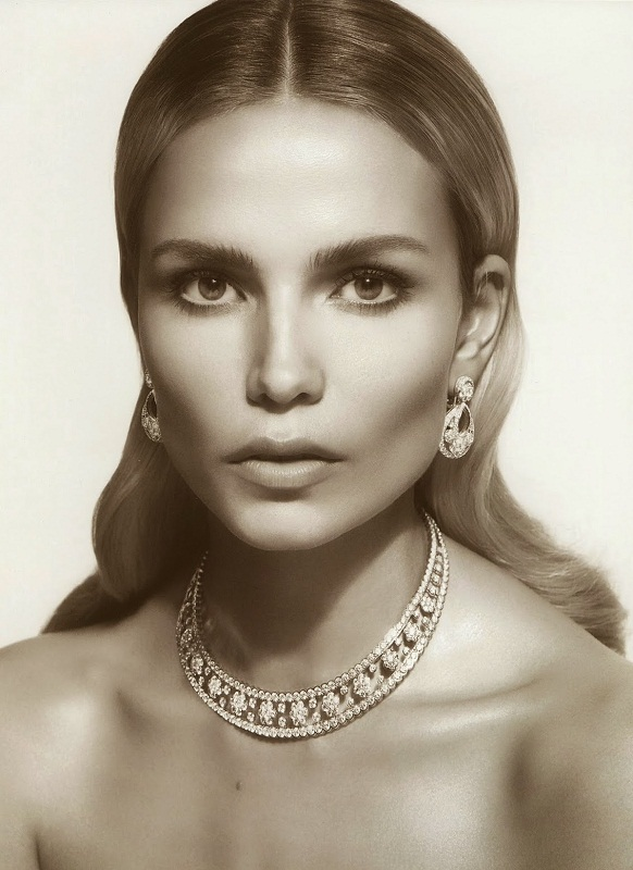 Natasha Poly incredible Russian woman
