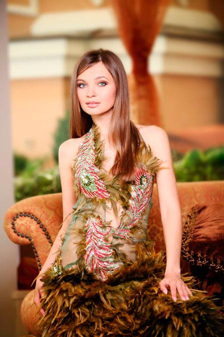 Анна Poslavska красивые украинские модели фото