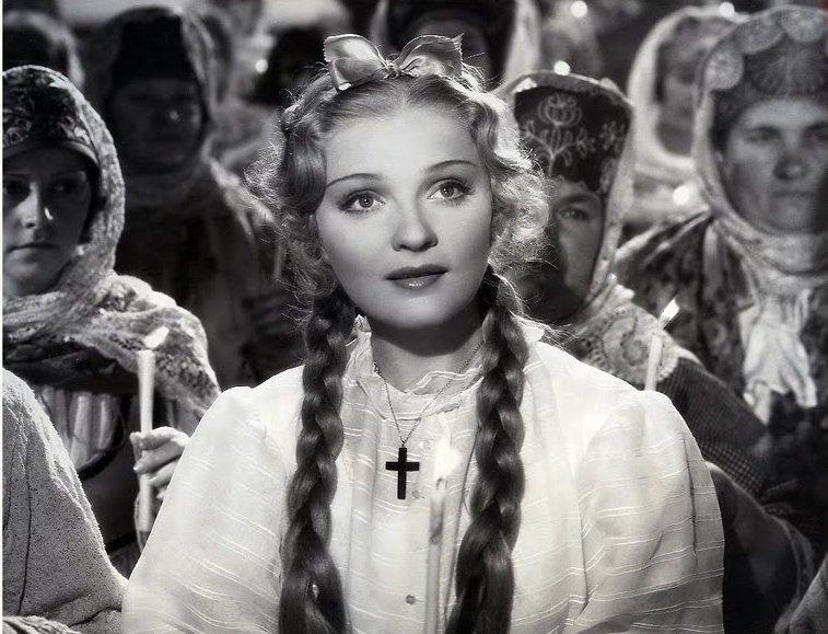 Анна Стэн в мы живем снова (1934) фильм