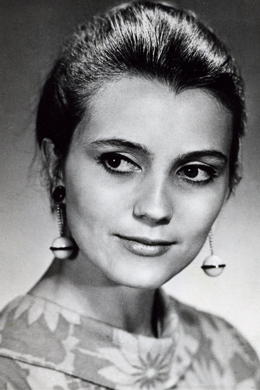 Antonina Lefty Soviet and Ukrainian actress