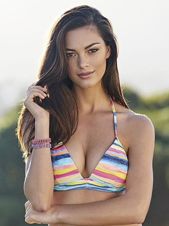 hot South African model Demi-Leigh Nel-Peters