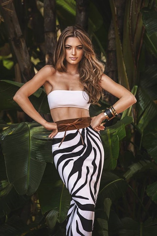 Demi Miss South Africa >> Demi-Leigh Nel-Peters Miss Universe 2017 (12 pictures & video)