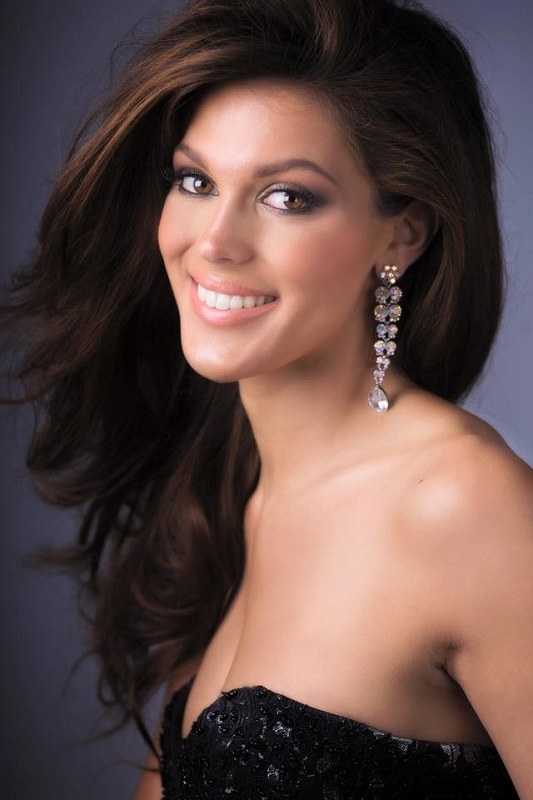 Айрис Mittenaere Мисс Вселенная победительница 2016