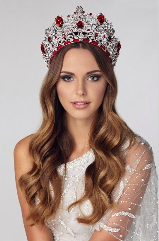 Magdalena Bieńkowska Miss Poland International 2016