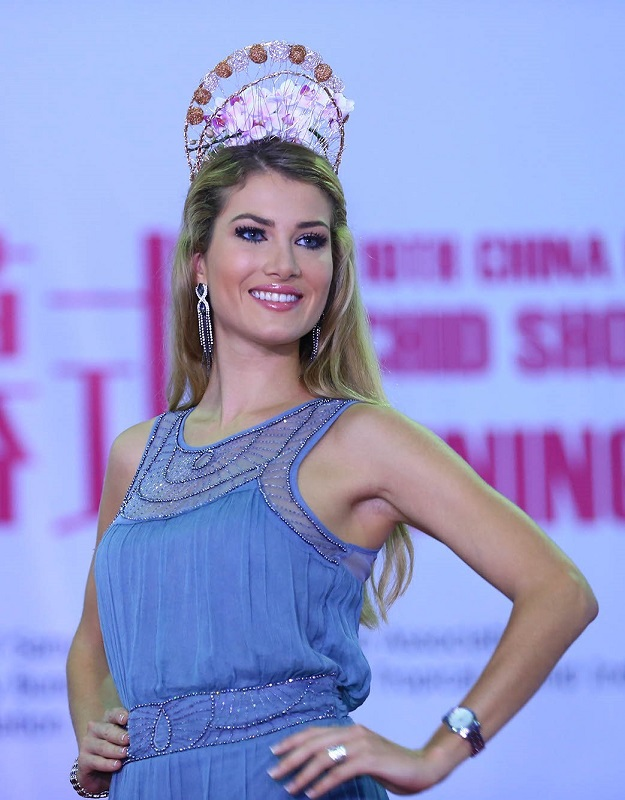 Mireia Lalaguna Royo Miss World 2015 winner picture