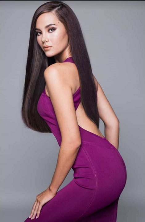 Catriona Gray hot picture
