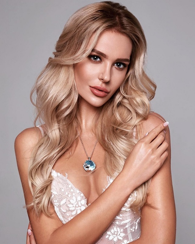 Karina Zhosan Miss Ukraine Universe 2018 (11 pictures)