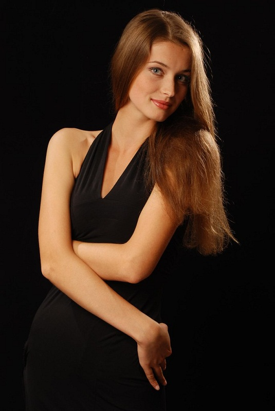 Anna Zayachkivska Miss Ukraine World 2013 photo