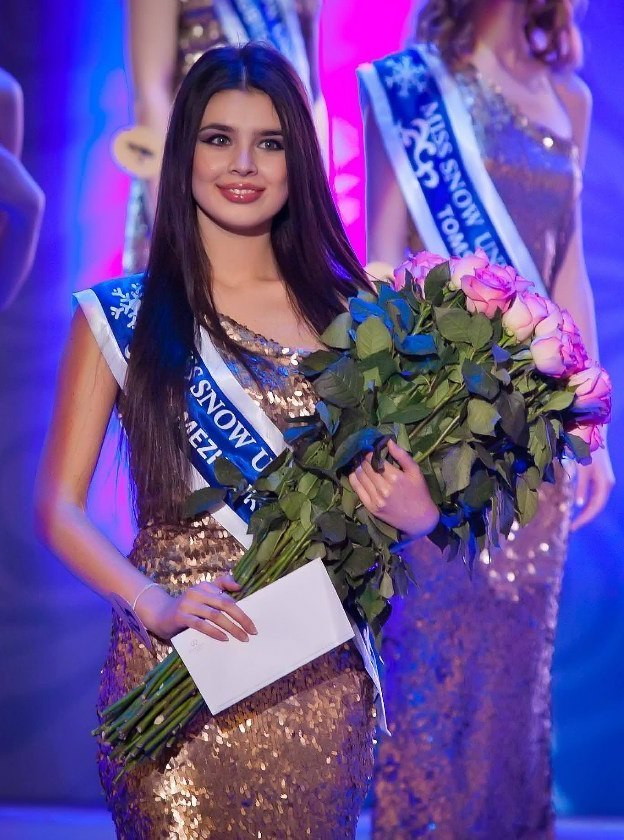 Elmira Abdrazakova, Miss Russia Universe 2013. photo