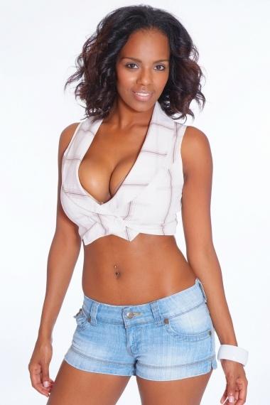 Sexy Ethiopian Girl Liya Afa. photo