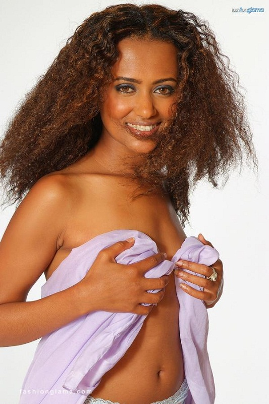 from John hot ethiopian model naked