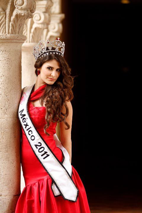 Karina Gonzalez - Miss Mexico Universe 2012 (14 photos)