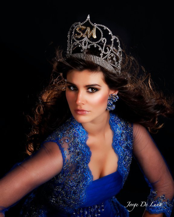 Karina González, Miss Mexico Universe 2012. photo