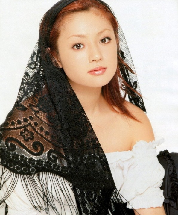 Kyoko Fukada / 深田 恭子 Beautiful Japanese Girl. photo