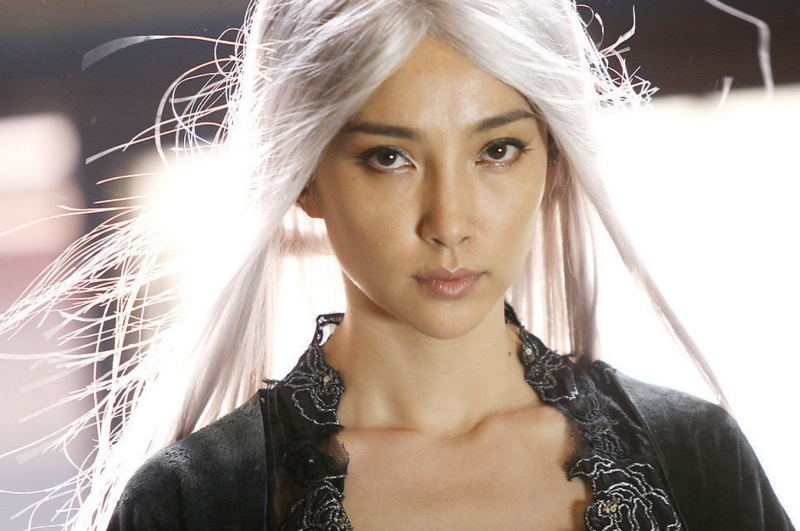 Li Bingbing as White-haired Witch in The Forbidden Kingdom (2008)
