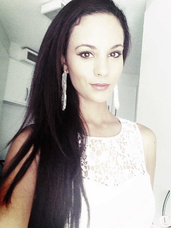 Marilyn Ramos Miss South Africa Universe 2013. photo
