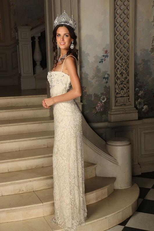 Miss Russia 2005 - Alexandra Ivanovskaya