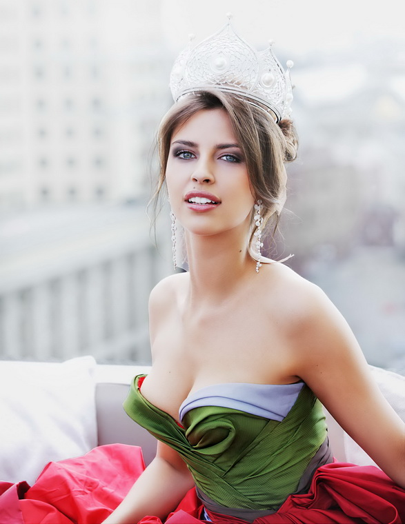 Natalia Gantimurova - Miss Russia 2011. photo
